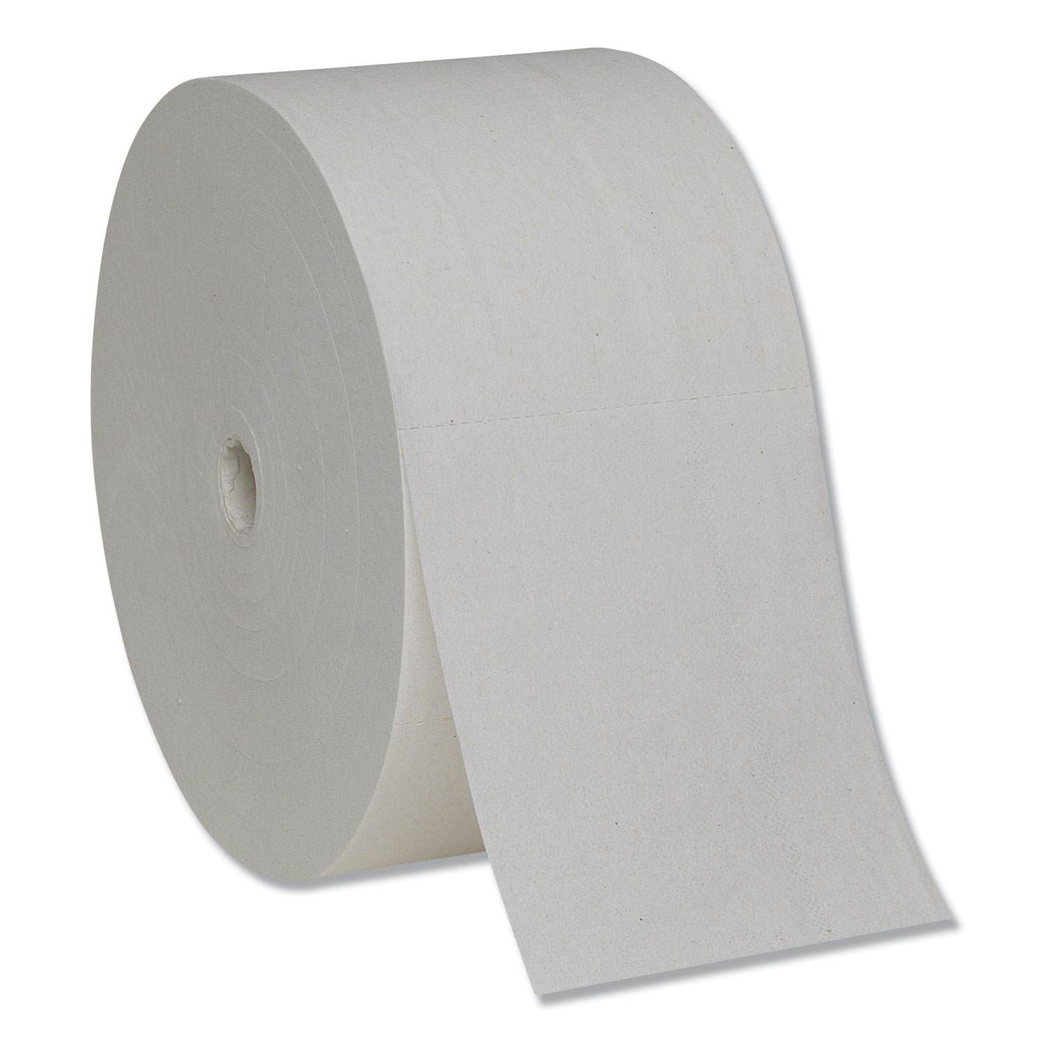 Pacific Blue Ultra Coreless Toilet Paper, Septic Safe, 2-Ply, White, 1700 Sheets/Roll, 24 Rolls/Carton