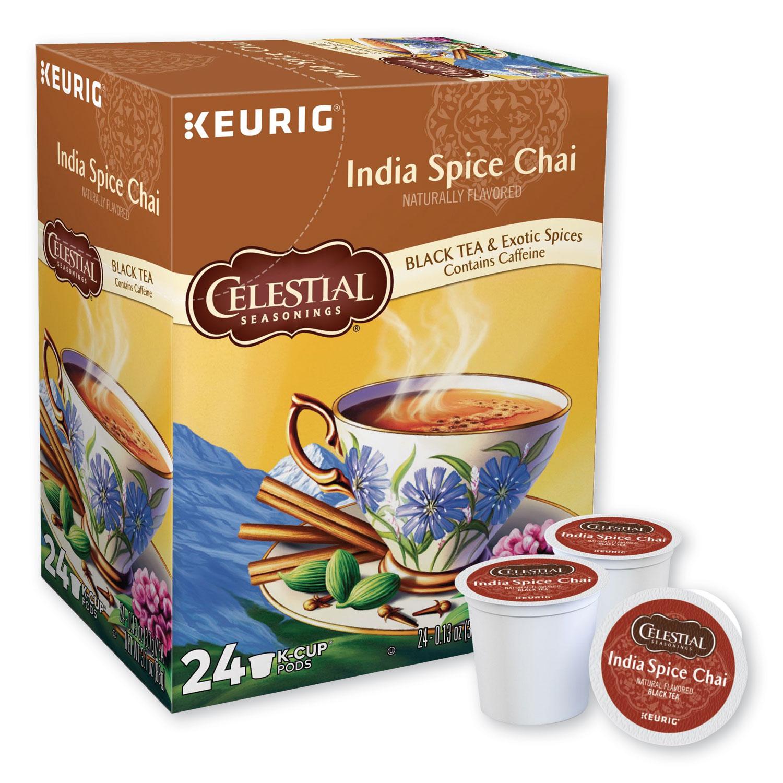 Gmt14738ct Celestial Seasonings India Spice Chai Tea K