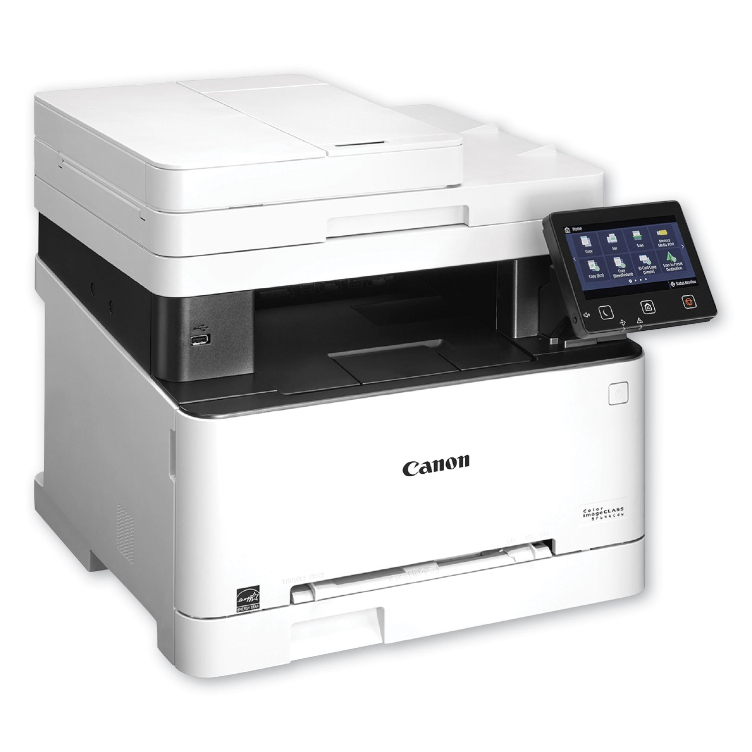 Color imageCLASS MF644Cdw Wireless Multifunction Laser Printer, Copy/Fax/Print/Scan