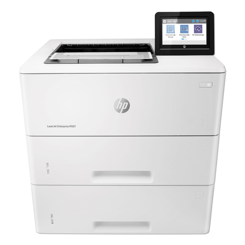 LaserJet Enterprise M507x Laser Printer