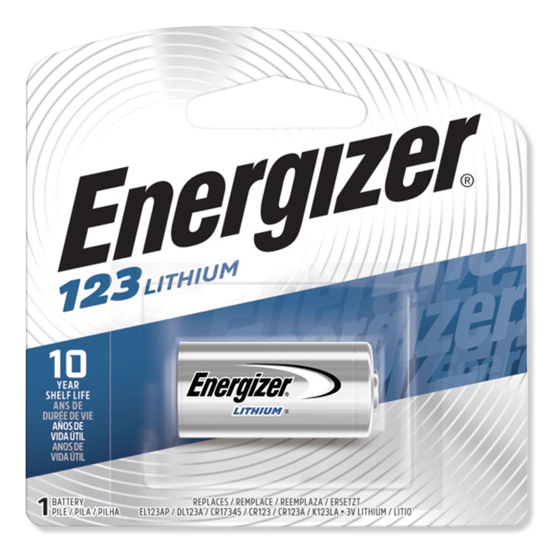 123 Lithium Photo Battery, 3V