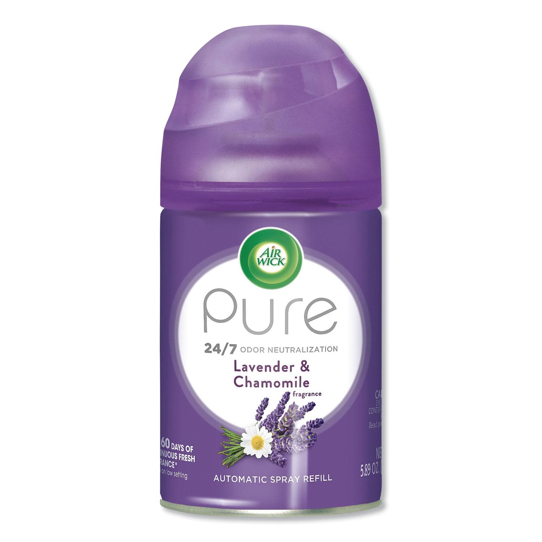 Freshmatic Ultra Automatic Spray Refill, Lavender/Chamomile, Aerosol, 5.89 oz