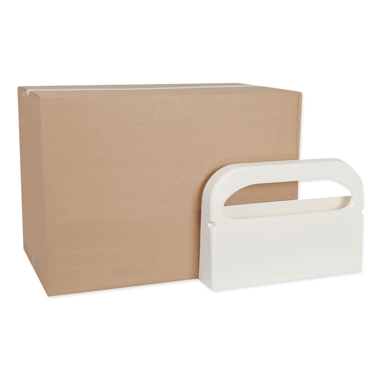 Terrific Toilet Seat Cover Dispenser 16 X 3 X 11 5 White 12 Carton Machost Co Dining Chair Design Ideas Machostcouk
