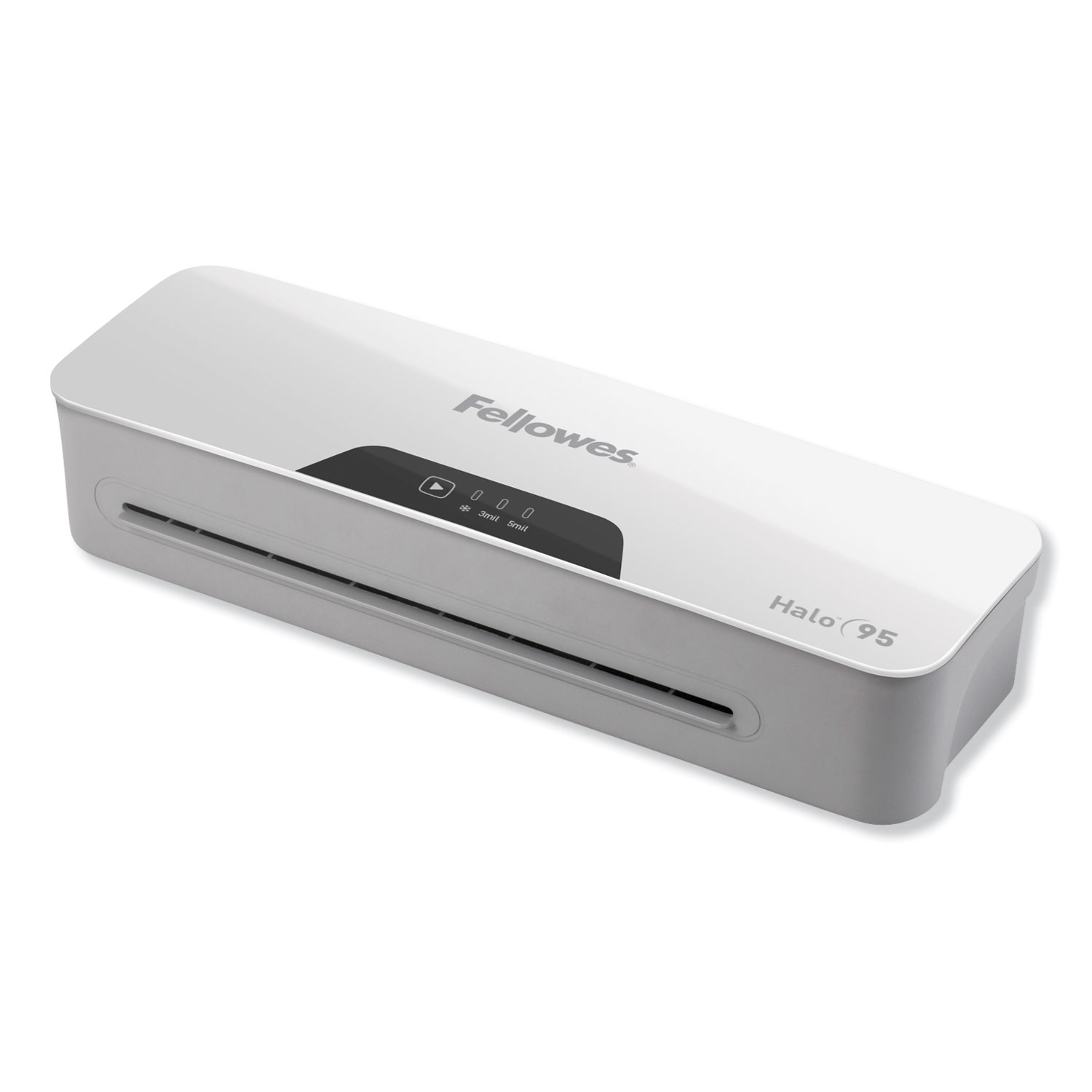"""Halo Laminator, 2 Rollers, 9.5"""" Max Document Width, 5 mil Max Document Thickness"""
