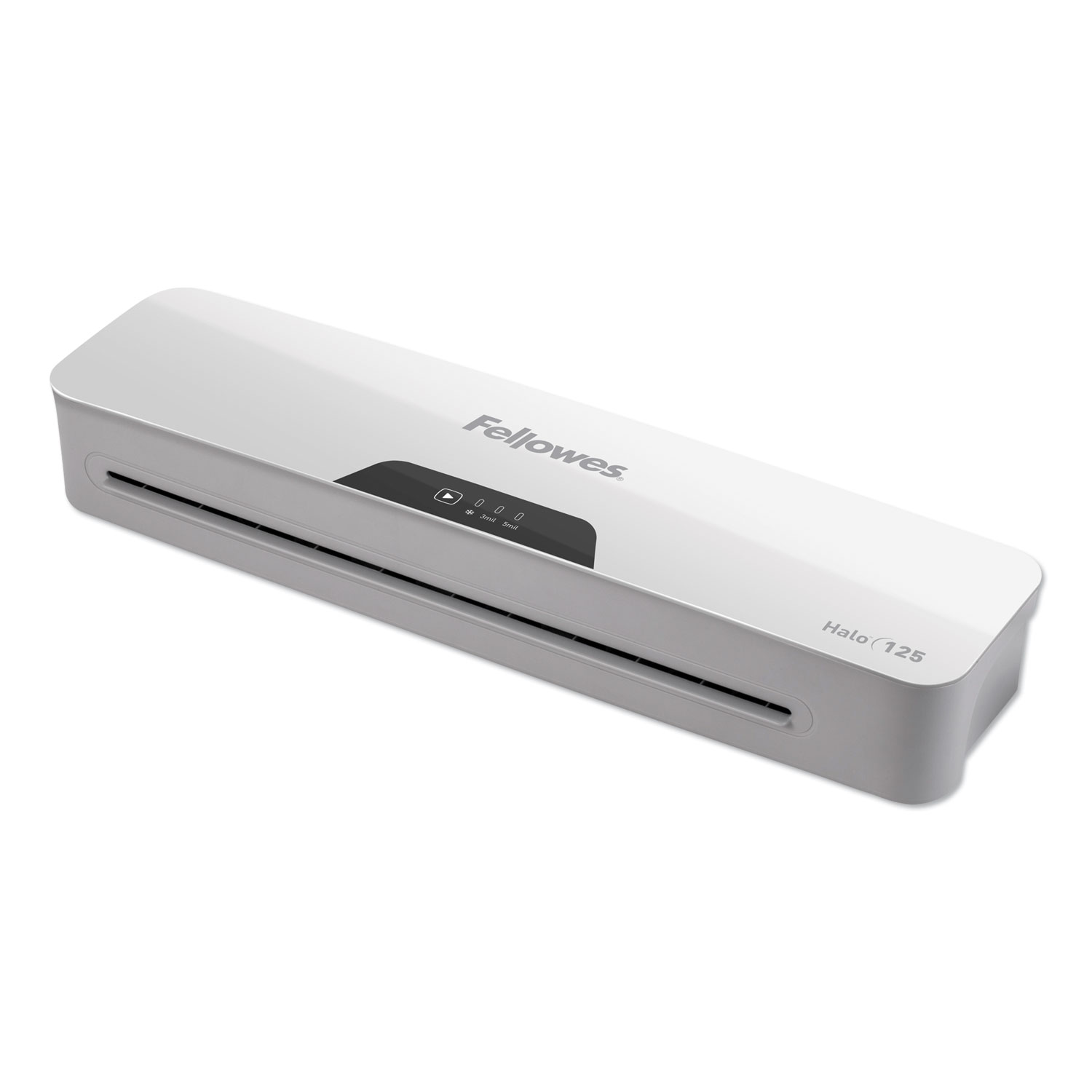 """Halo Laminator, 2 Rollers, 12.5"""" Max Document Width, 5 mil Max Document Thickness"""