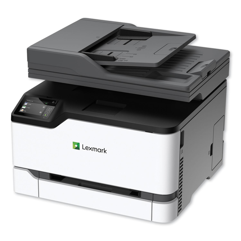 CX331adwe Multifunction Color Laser Printer,  Copy/Fax/Print/Scan