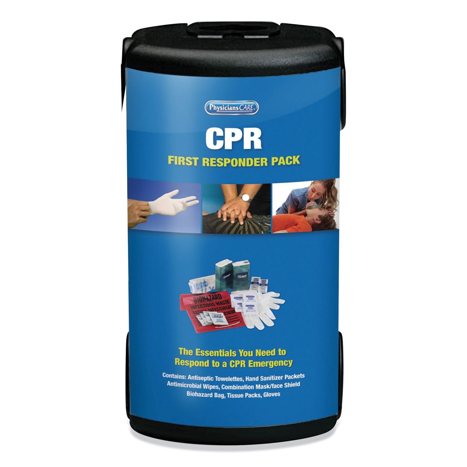 PhysiciansCare® by First Aid Only® First Responder CPR First Aid Kit
