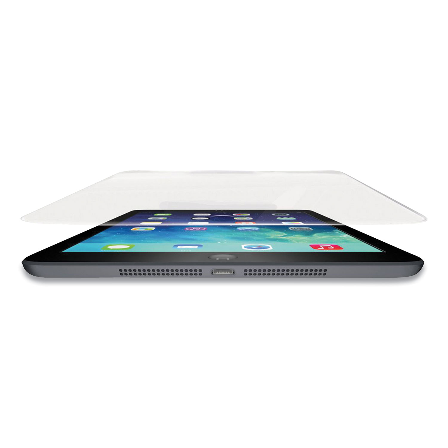 ZAGG® InvisibleShield Glass Screen Protector for iPad Air