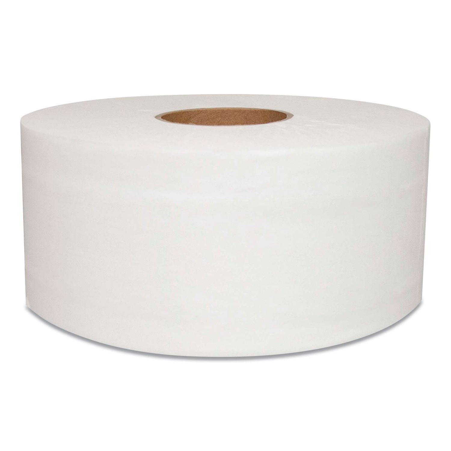 Morsoft Millennium Jumbo Bath Tissue, Septic Safe, 2-Ply, White, 750 ft, 12 Rolls/Carton