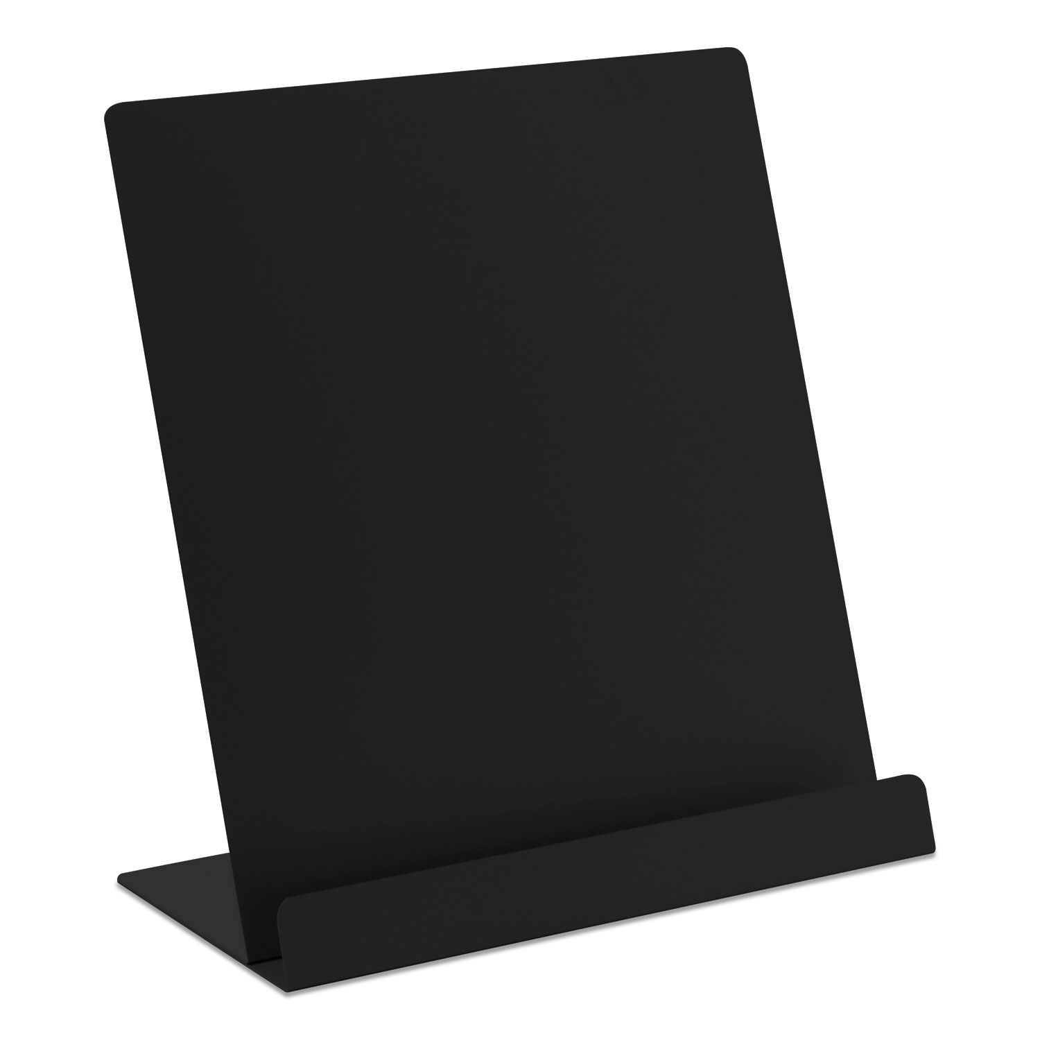 Tablet Stand or iPads and Tablets, Aluminum, Black