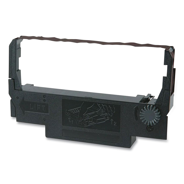Porelon® 11371 POS Print Ribbon, Black/Red, 6/Pack