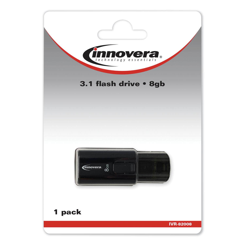USB 3.0 Flash Drive, 8 GB,
