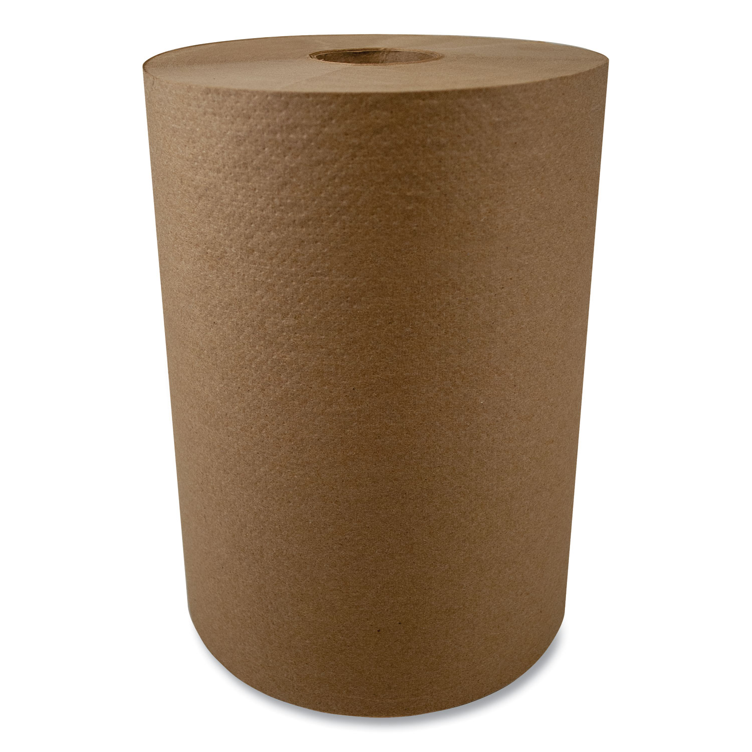 """12 Rolls MOR12300R 7-7//8/"""" x 300/' Morcon Hardwound Roll Towels Brown"""