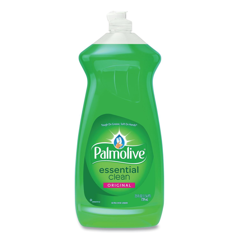 Dishwashing Liquid, Fresh Scent, 25 oz