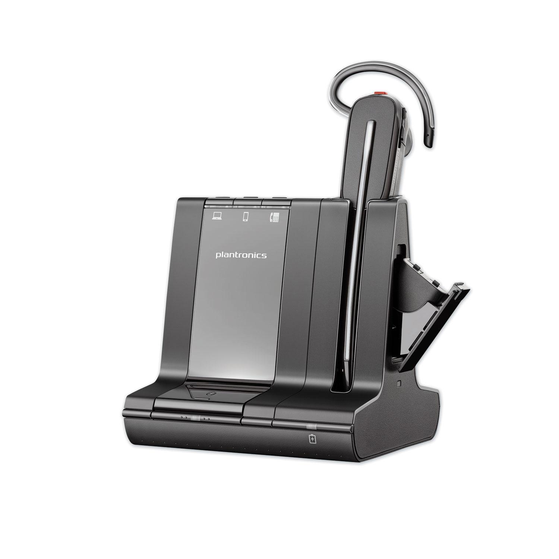 Savi S8245 Office Series Headset, Black