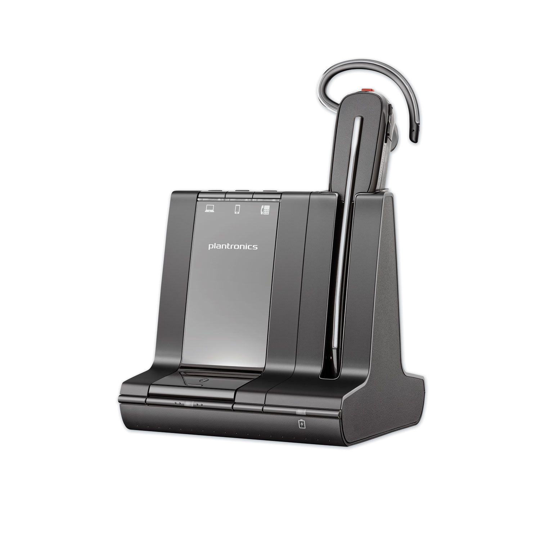 Savi S8240 Office Series Headset, Black