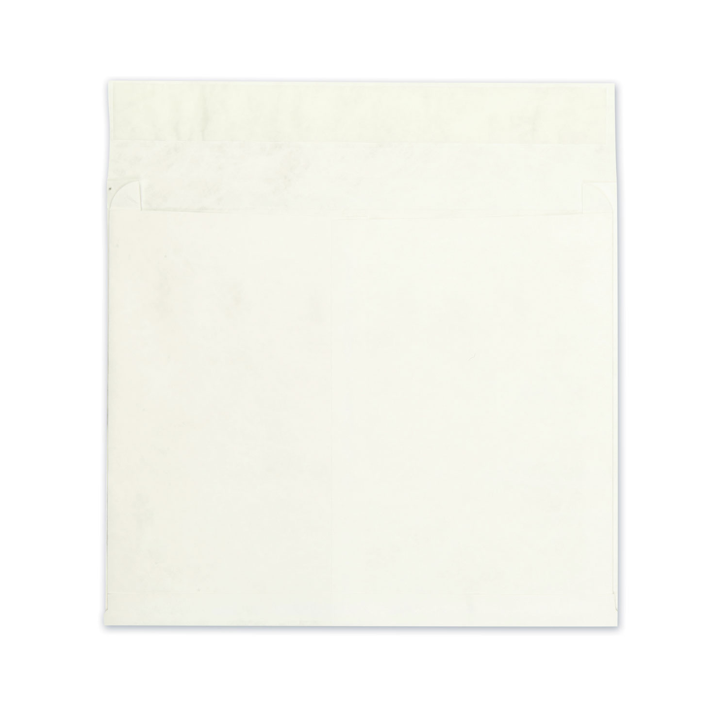Open Side Expansion Mailers, DuPont Tyvek, #15 1/2, Cheese Blade Flap, Redi-Strip Closure, 12 x 16, White, 100/Carton