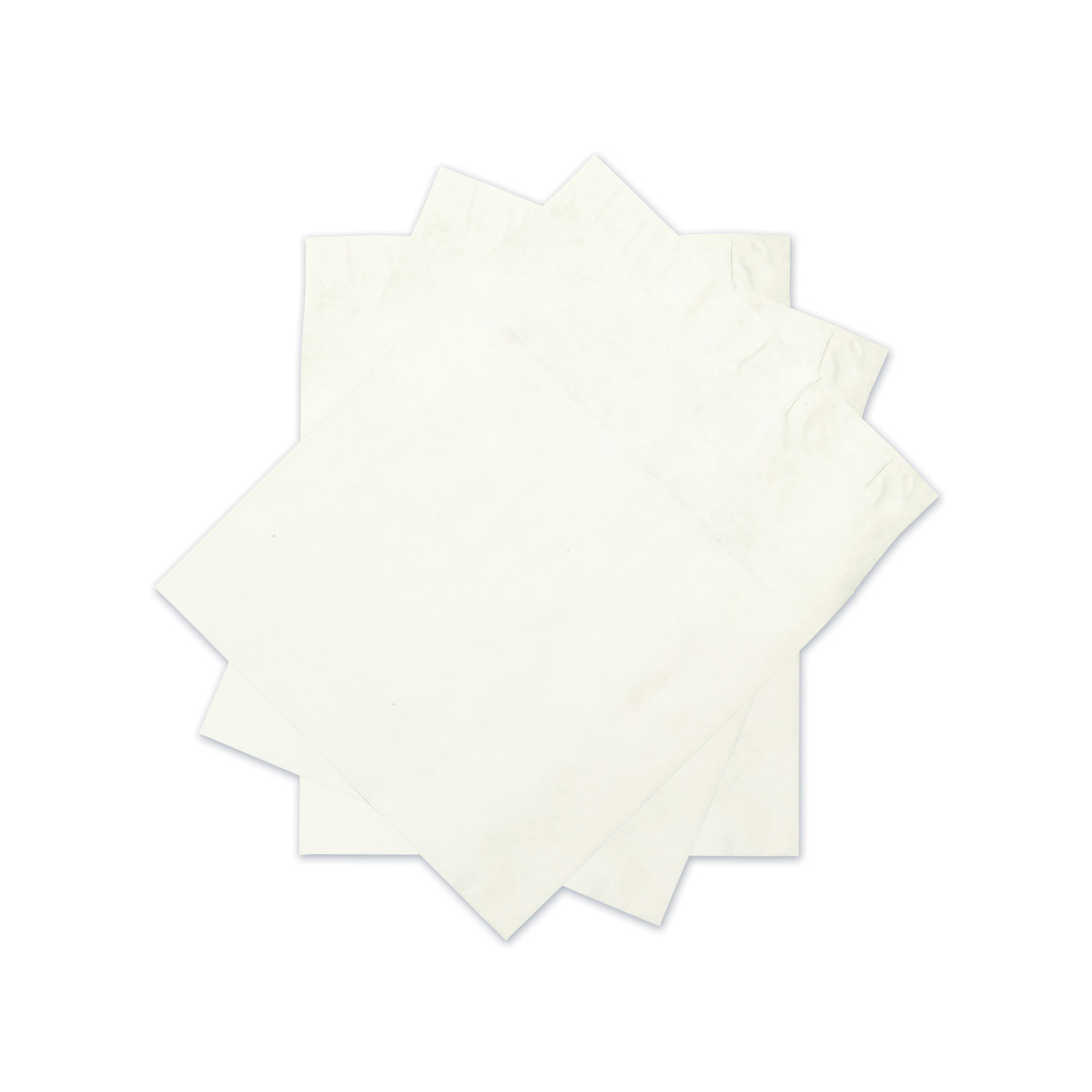 Open Side Expansion Mailers, DuPont Tyvek, #15 1/2, Cheese Blade Flap, Redi-Strip Closure, 12 x 16, White, 50/Carton