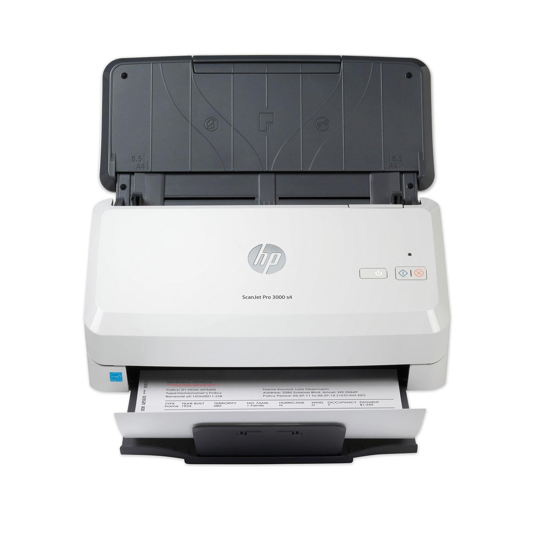 ScanJet Pro 2000 s2 Sheet-Feed Scanner, 600 dpi Optical Resolution, 50-Sheet Duplex Auto Document Feeder