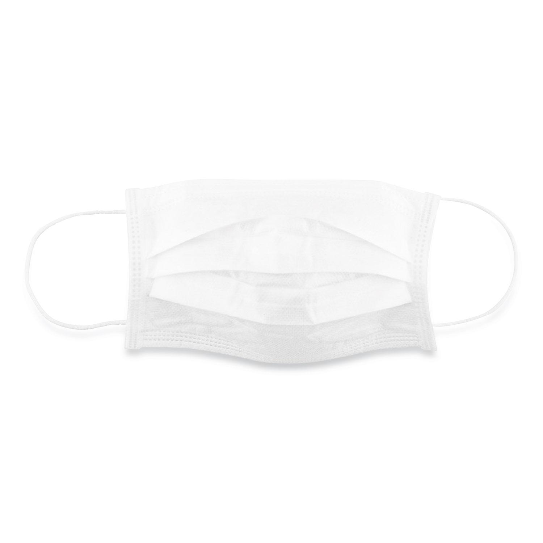 Face Mask, White, 2,000/Carton