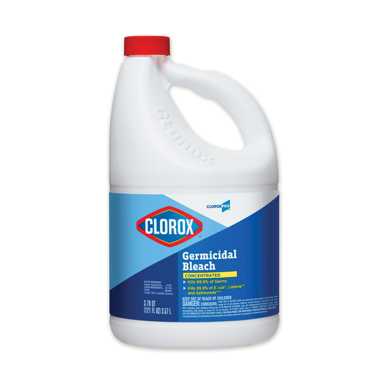 Concentrated Germicidal Bleach Regular 121oz Bottle United Imaging