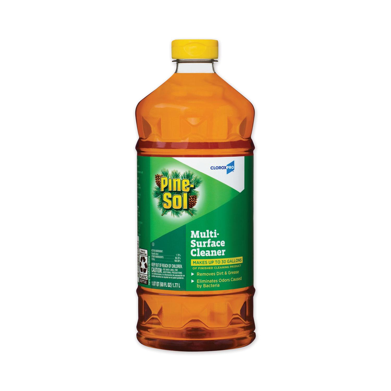 Multi-Surface Cleaner Disinfectant, Pine, 60oz Bottle