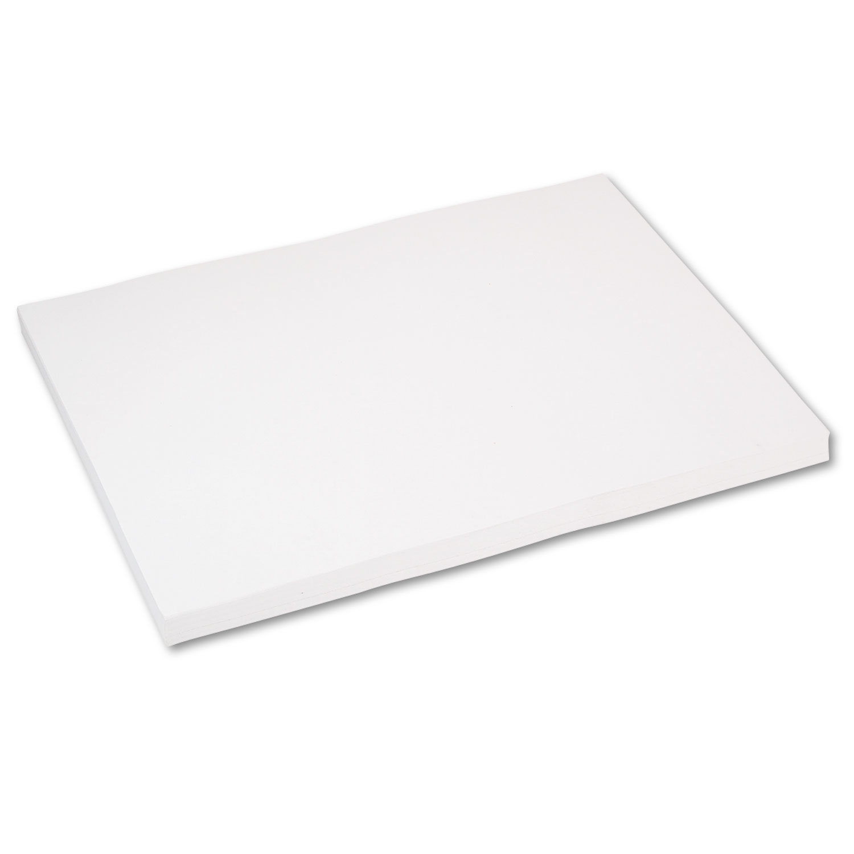 Heavyweight Tagboard, 24 x 18, White, 100/Pack