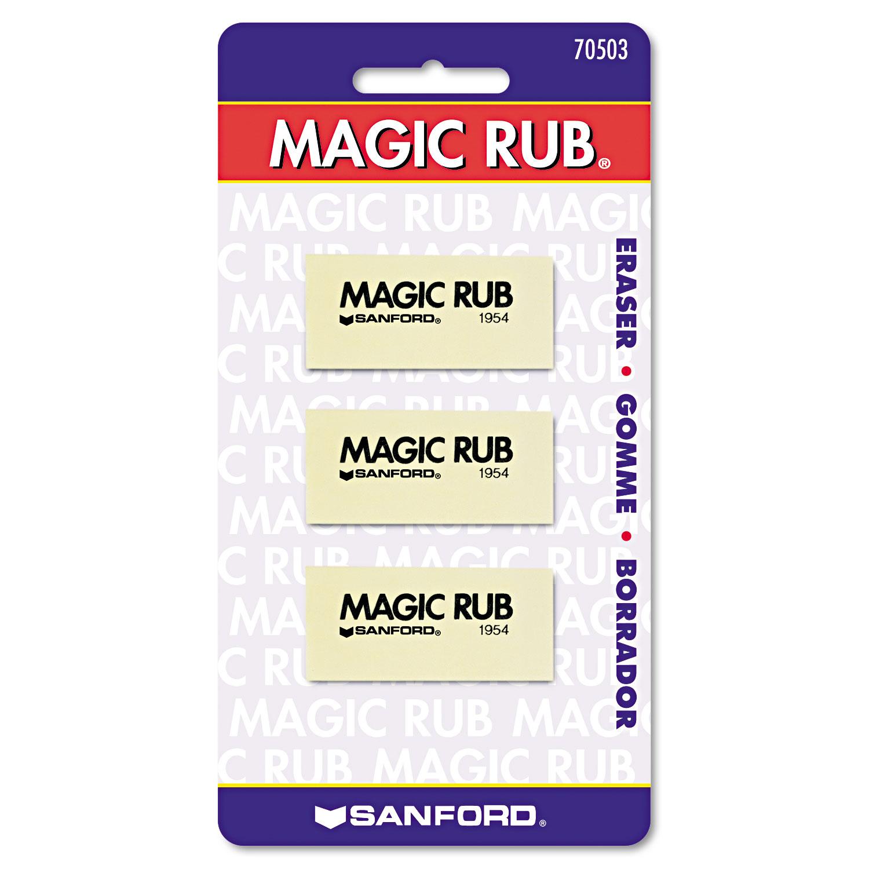 Magic Rub Art Eraser By Prismacolor 174 San70503