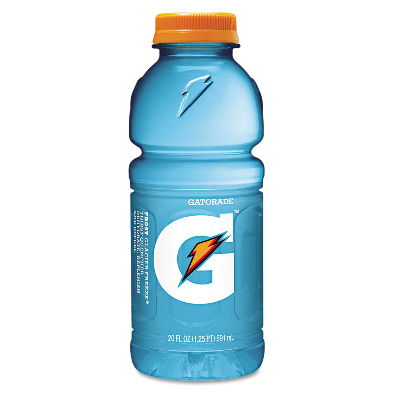 Kinds of Plastic in Gatorade Bottles