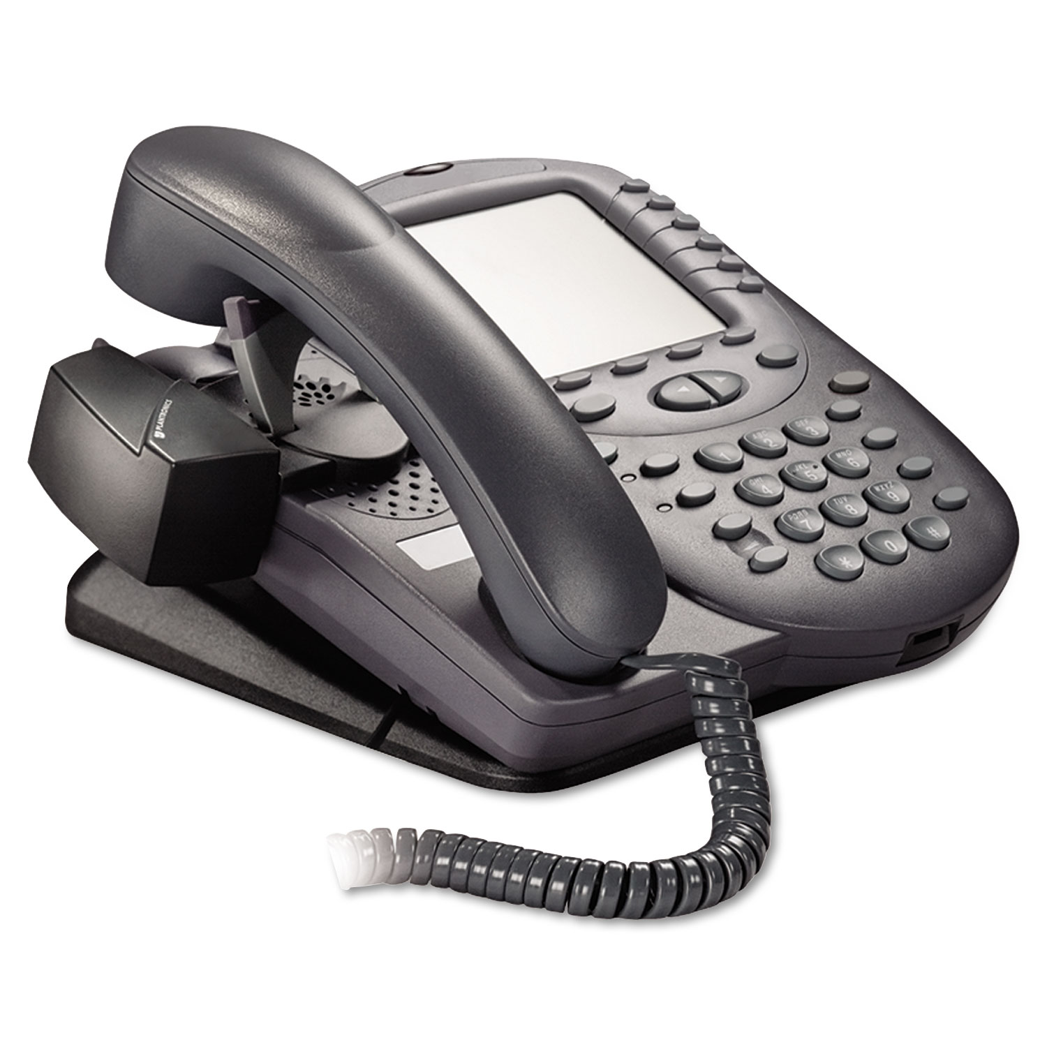 Handset Lifter For Use With Plantronics Cordless Headset