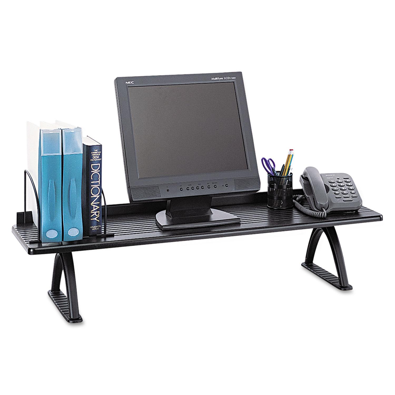Safco Desktop Shelf Risers