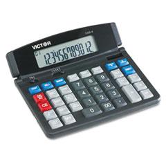 Victor® 1200-4 Business Desktop Calculator, 12-Digit LCD
