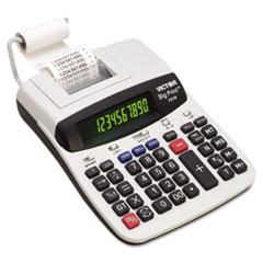 Victor® 1310 Big Print Commercial Thermal Printing Calculator, Black Print, 6 Lines/Sec