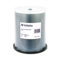 Verbatim® CD-R Printable Recordable Disc Thumbnail
