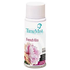 TimeMist® Settings Micro Metered Aerosol Refills, French Kiss, 2oz