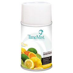 TimeMist® Metered Fragrance Dispenser Refill, Citrus, 6.6oz, Aerosol TMS1042781