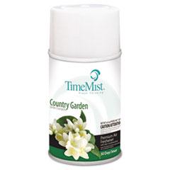 TimeMist® Premium Metered Air Freshener Refill, Country Garden, 6.6 oz Aerosol