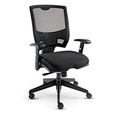Alera® Epoch Series Fabric Mesh Multifunction Chair Thumbnail