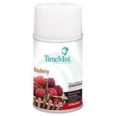 TimeMist® Premium Metered Air Freshener Refill, Bayberry, 5.3 oz Aerosol, 12/Carton