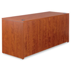 Alera Valencia Series Credenza Shells, 65w x 23 3/5d, Medium Cherry
