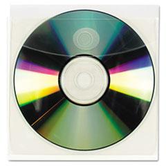 Smead® Self-Adhesive Poly CD/Diskette Pockets Thumbnail