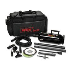 DataVac® Metro Vac 2 Speed Toner Vacuum/Blower, Includes Storage Case and Dust Off Tools