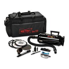 DataVac® Metro Vac Anti-Static Vacuum/Blower, Includes Storage Case HEPA and Dust Off Tools