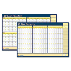 AbilityOne® SKILCRAFT® 90-Day/120-Day Undated Reversible/Erasable Flexible Planner Thumbnail