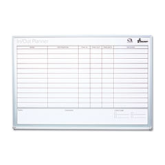 AbilityOne® SKILCRAFT® Quartet® Dry Erase In Out Board Thumbnail