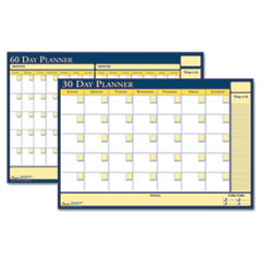 AbilityOne® SKILCRAFT® 30-Day/60-Day Undated Reversible/Erasable Flexible Planner Thumbnail