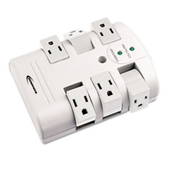 Innovera® Six-Outlet Wall Mount Surge Protector Thumbnail