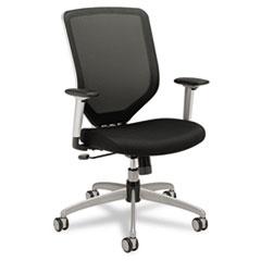 HON® Boda™ Series Mesh/Padded Mesh High-Back Work Chair Thumbnail