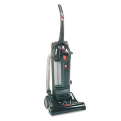 "Hoover® Commercial Hush Bagless Upright Vacuum, 15"" Cleaning Path"