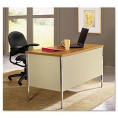 HON® 34000 Series Double Pedestal Desk